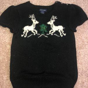 Ralph Lauren Festive Knit Sweater